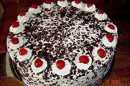 Schwarzwälder - Kirsch - Torte 10