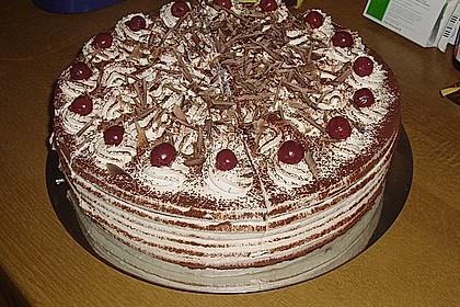 Schwarzwälder - Kirsch - Torte 18