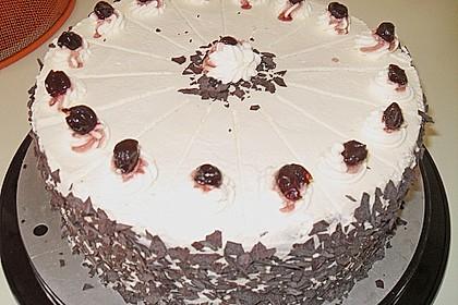 Schwarzwälder - Kirsch - Torte 109