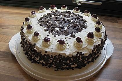 Schwarzwälder - Kirsch - Torte 5