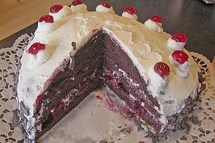 Schwarzwälder - Kirsch - Torte 114