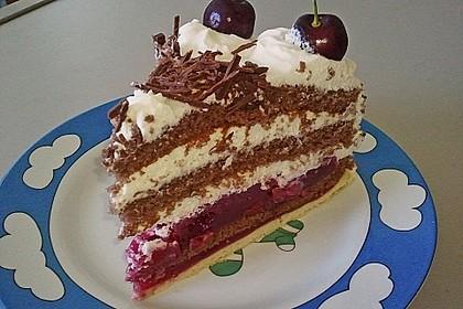 Schwarzwälder - Kirsch - Torte 13