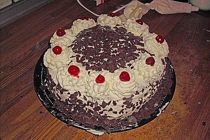 Schwarzwälder - Kirsch - Torte 85