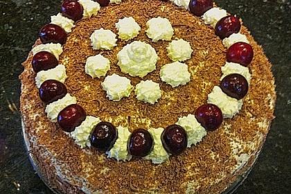 Schwarzwälder - Kirsch - Torte 83