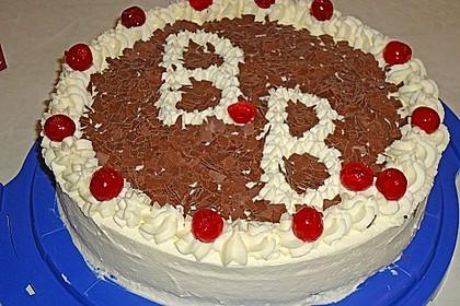 Schwarzwälder - Kirsch - Torte 16