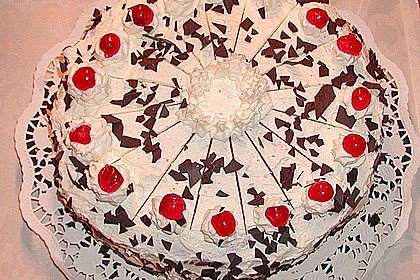 Schwarzwälder - Kirsch - Torte 41