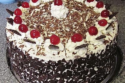 Schwarzwälder - Kirsch - Torte 12