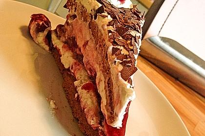 Schwarzwälder - Kirsch - Torte 113