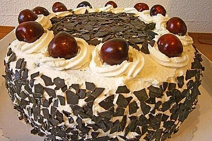 Schwarzwälder - Kirsch - Torte 64