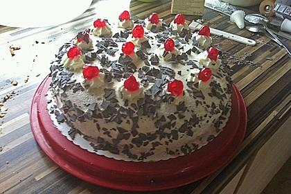 Schwarzwälder - Kirsch - Torte 108