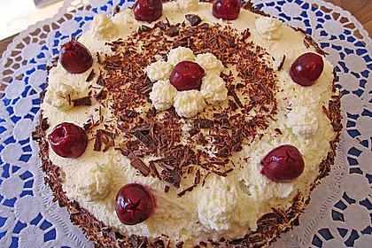 Schwarzwälder - Kirsch - Torte 56