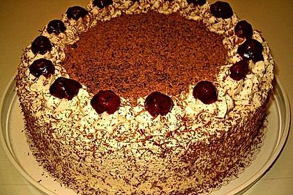 Schwarzwälder - Kirsch - Torte 55