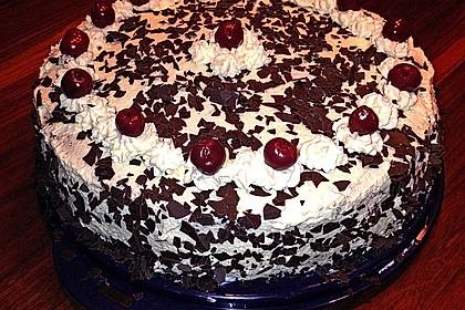 Schwarzwälder - Kirsch - Torte 6
