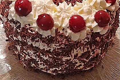 Schwarzwälder - Kirsch - Torte 17