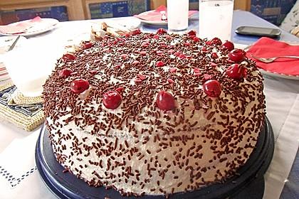 Schwarzwälder - Kirsch - Torte 2