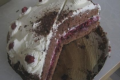Schwarzwälder - Kirsch - Torte 95