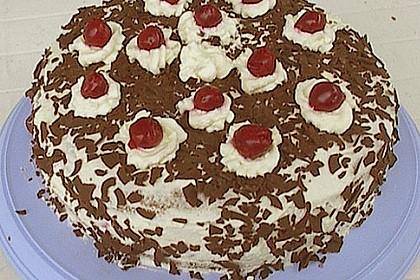 Schwarzwälder - Kirsch - Torte 110