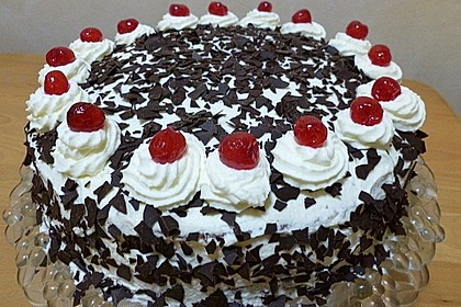 Schwarzwälder - Kirsch - Torte 0