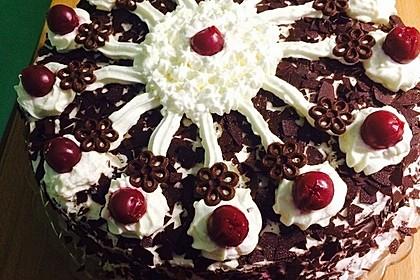Schwarzwälder - Kirsch - Torte 38