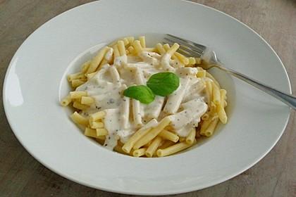 Käse - Rahm - Sauce 1