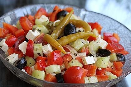 Griechischer Salat klassisch 0