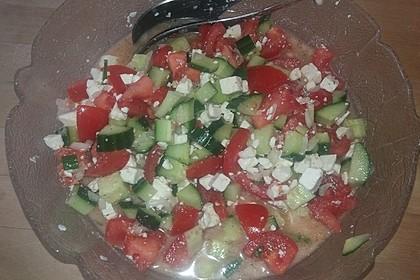 Griechischer Salat klassisch 3