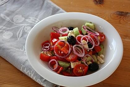Griechischer Salat klassisch