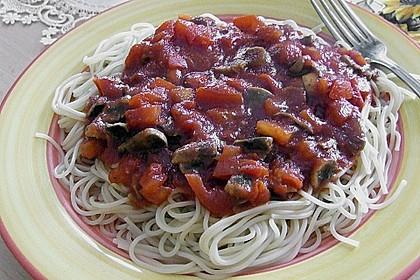 007  -  Tomaten - Champignon - Soße 4