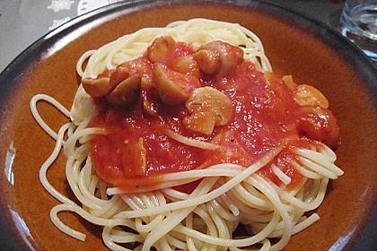 007  -  Tomaten - Champignon - Soße 3