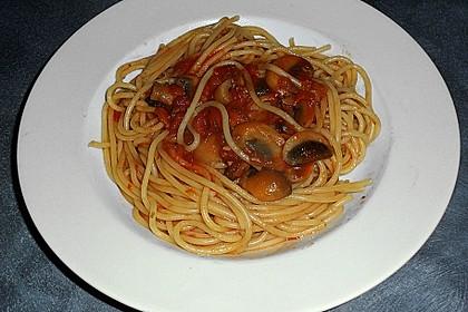007  -  Tomaten - Champignon - Soße 2