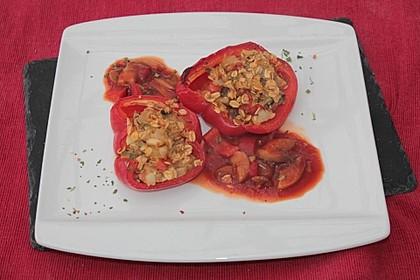 007  -  Tomaten - Champignon - Soße 8