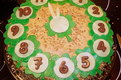 Silvester - Torte 7
