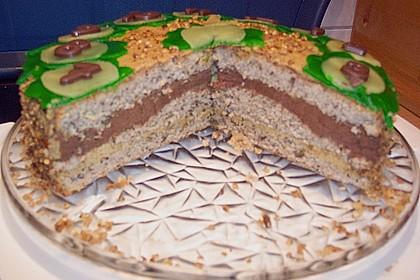 Silvester - Torte 18