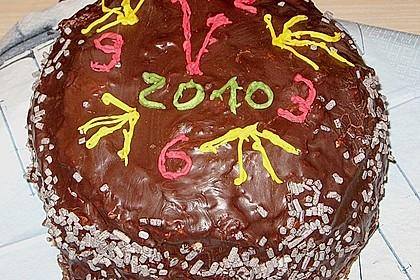 Silvester - Torte 20