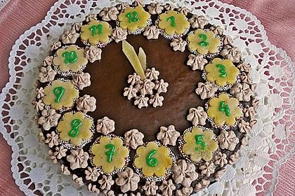 Silvester - Torte 4