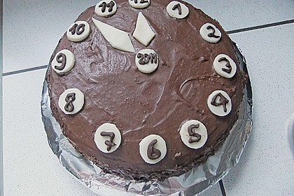 Silvester - Torte 14