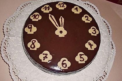Silvester - Torte 2