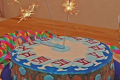 Silvester - Torte 15