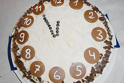 Silvester - Torte 16
