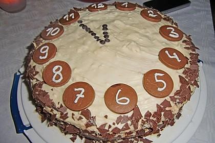 Silvester - Torte 13
