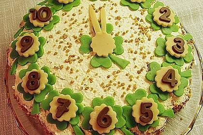 Silvester - Torte 1