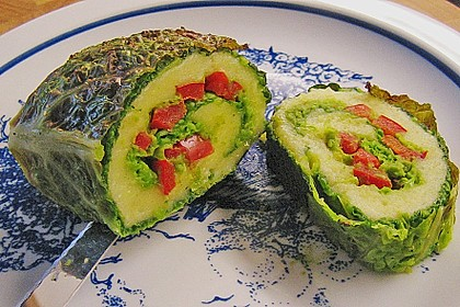 Wirsing - Roulade