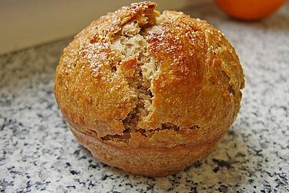 Rosinen - Muffins 2
