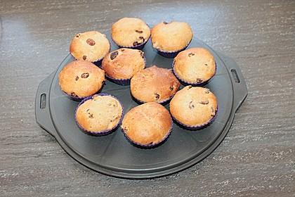 Rosinen - Muffins 5