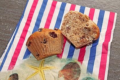 Rosinen - Muffins 4