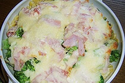 Brokkoli-Nudelauflauf 47