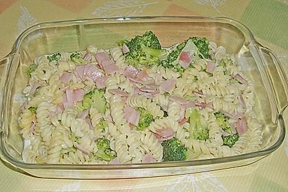 Brokkoli-Nudelauflauf 45