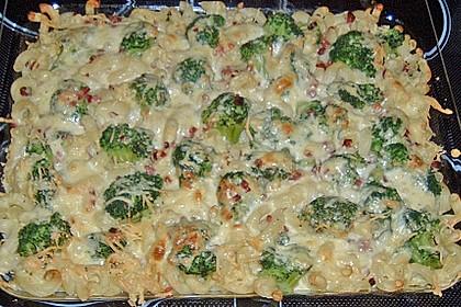 Brokkoli-Nudelauflauf 44