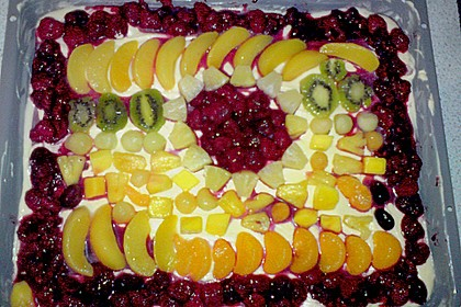 Obst-Blechkuchen 2