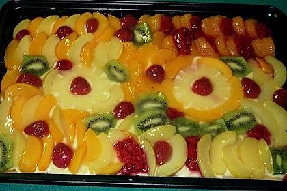 Obst-Blechkuchen 6